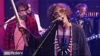"[HD] MGMT - ""Your Life Is A Lie"" 8/22/13 David Letterman Mp3"