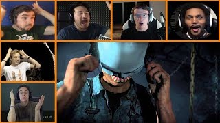 Let's Players Reaction To Josh Revealing He Is The Killer   Until Dawn