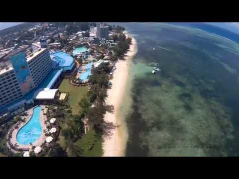 SAIPAN - Chalan Kanoa beach side - - - - By: ROGER   P.  CADUA