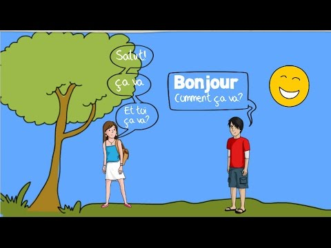 French greetings song for children bonjour youtube french greetings song for children bonjour m4hsunfo