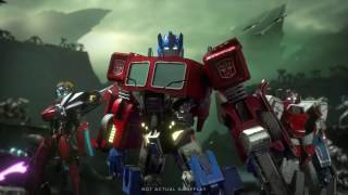 Transformers: Forged to Fight — трейлер