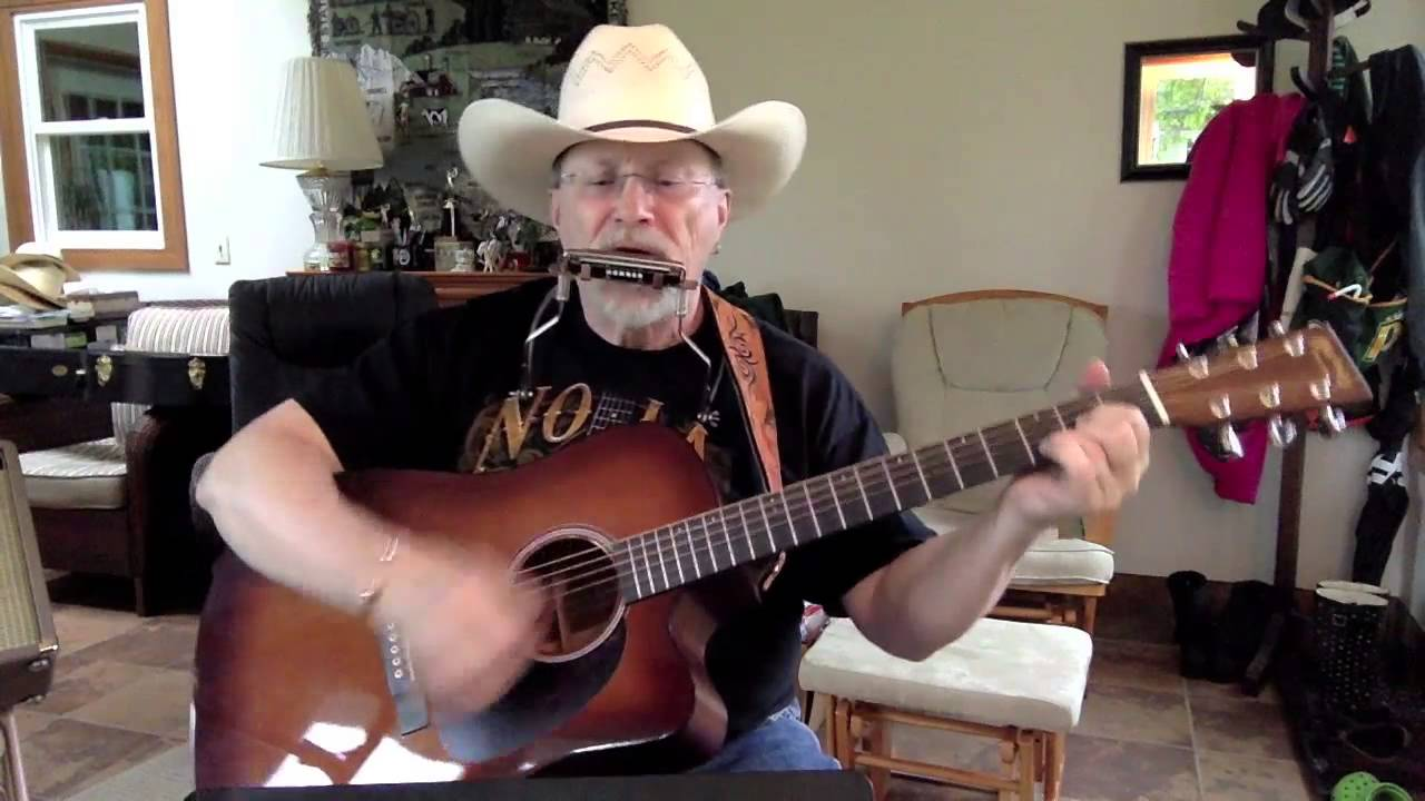 1533 Thats The Way Love Goes Merle Haggard Cover With Guitar