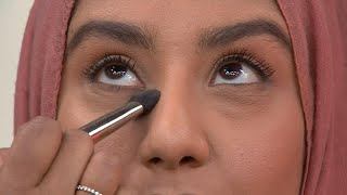 2 beauty expert tricks for flawless eye makeup application