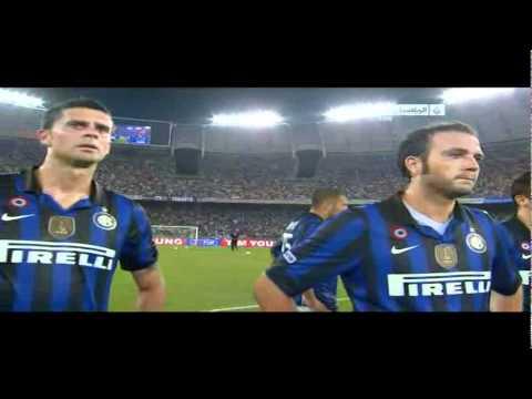 Trofeo TIM 2011 - Juventus vs. Inter (1:1) dcr (6:7) Highlights