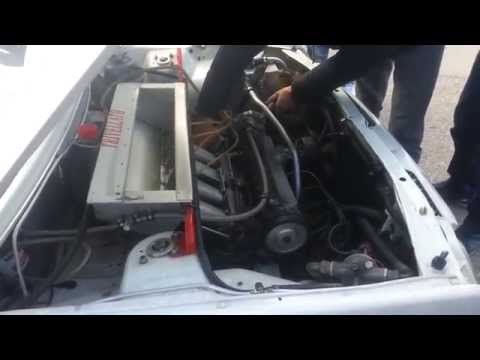 """fiat ritmo 75 gr.2 trivellato """"blue team"""" ex ufficiale...XI(11°) edizione super master racing sarno"""