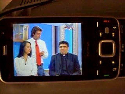 Nokia N96 TV