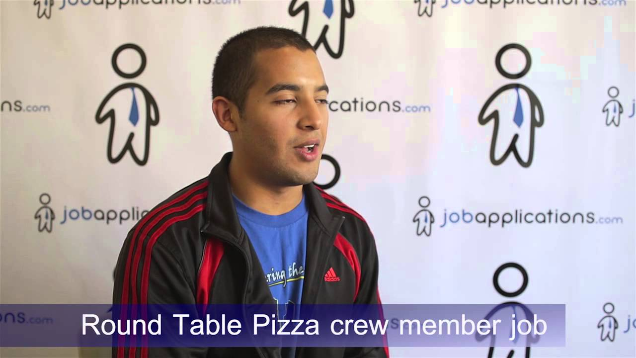 Round Table Jobs Application.Round Table Pizza Application Jobs Careers Online