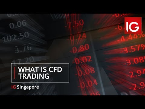 What Is CFD Trading? | IG Singapore