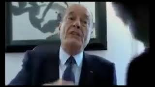 LES AVEUX DU PRÉSIDENT CHIRAC : UNE GRANDE P1RTIE DE L'ARGENT QUI EST DANS NOS POCHES PROVIENT DE...