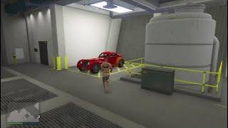 GTA V:Tuneando uno de los coches clasicos parte #1
