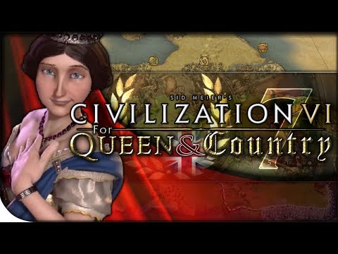 Scouting Ireland | Civilization VI — For Queen & Country 7 | Play Europe Again King