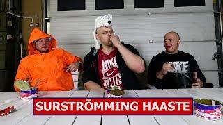 Surströmming haaste ft. Mika Toiviainen ja Joulupukki