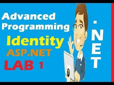 ASP.NET Identity شرح عربي Lab1