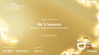 SG:D Techblazer Awards 2020 Ceremony