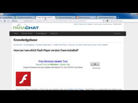 Adobe Releases Security Update For Flash Player