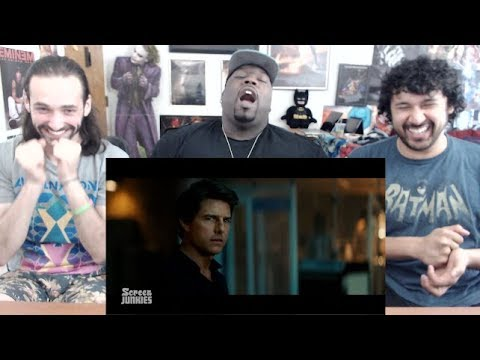 Honest Trailers - THE MUMMY (2017) REACTION!!!