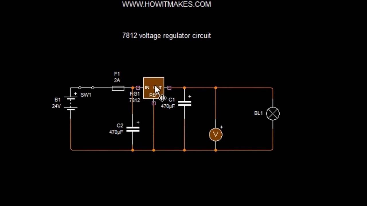 24v to 12v voltage regulator youtube 24v to 12v voltage regulator ccuart Choice Image