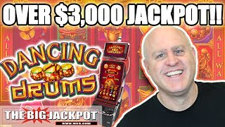 $88 BET Exciting Jackpot! 🥁Dancing Drums Slot PAYOUT! | The Big Jackpot