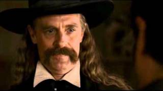 Keith Carradine vs. Ian McShane(Deadwood)