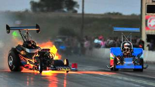 Bobby Marriott's Wild Ride! Outlaw Fuel Altereds at North Star Dragway