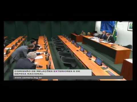 RELAÇÕES EXTERIORES E DE DEFESA NACIONAL - Reunião Deliberativa - 09/11/2016 - 10:59