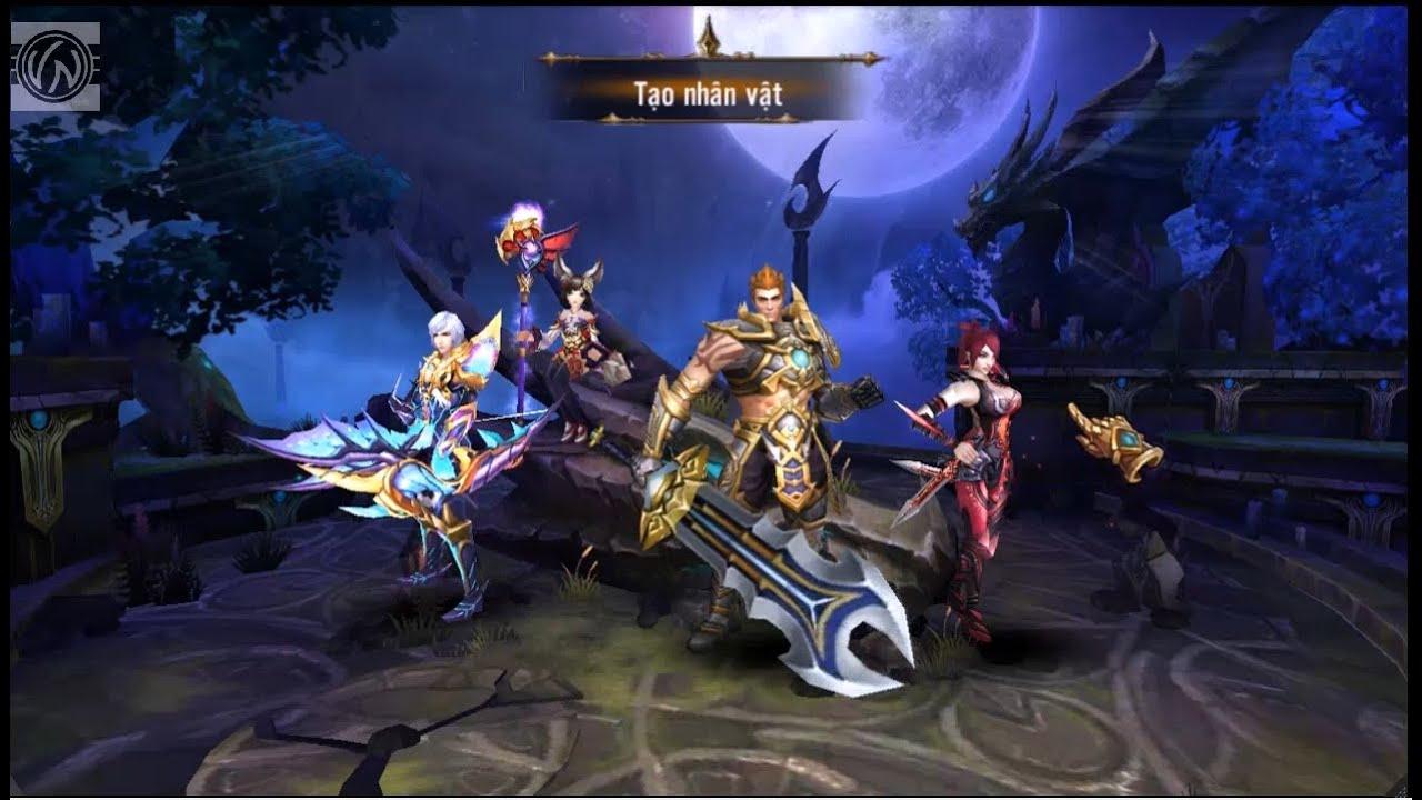 Game Mobile Chiến Thần Bóng Đêm (Phần 1)