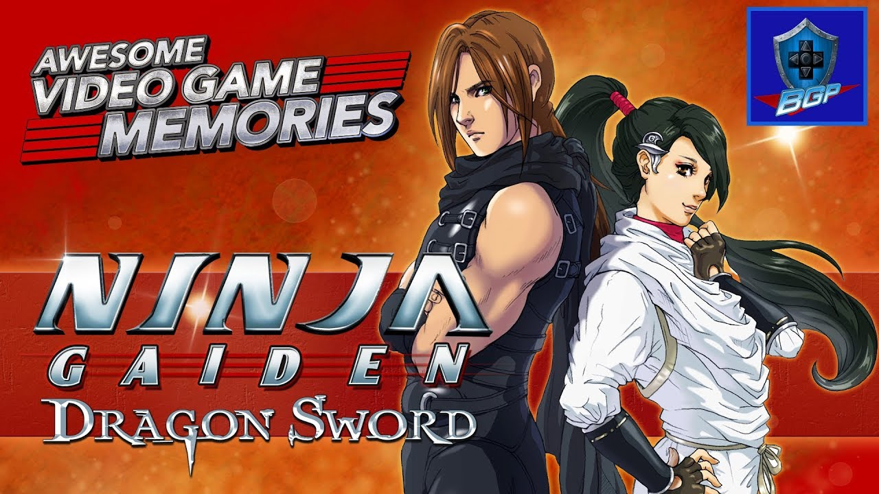 Ninja Gaiden Dragon Sword Videos For Ds Gamefaqs