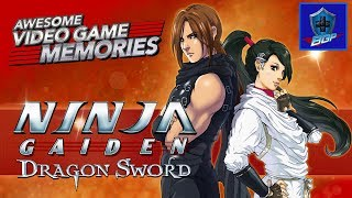 Ninja Gaiden Dragon Sword Review (Nintendo DS) - Awesome Video Game Memories (Battle Geek Plus)
