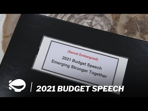 LIVE: Singapore Budget 2021 with DPM & Finance Minister Heng Swee Keat