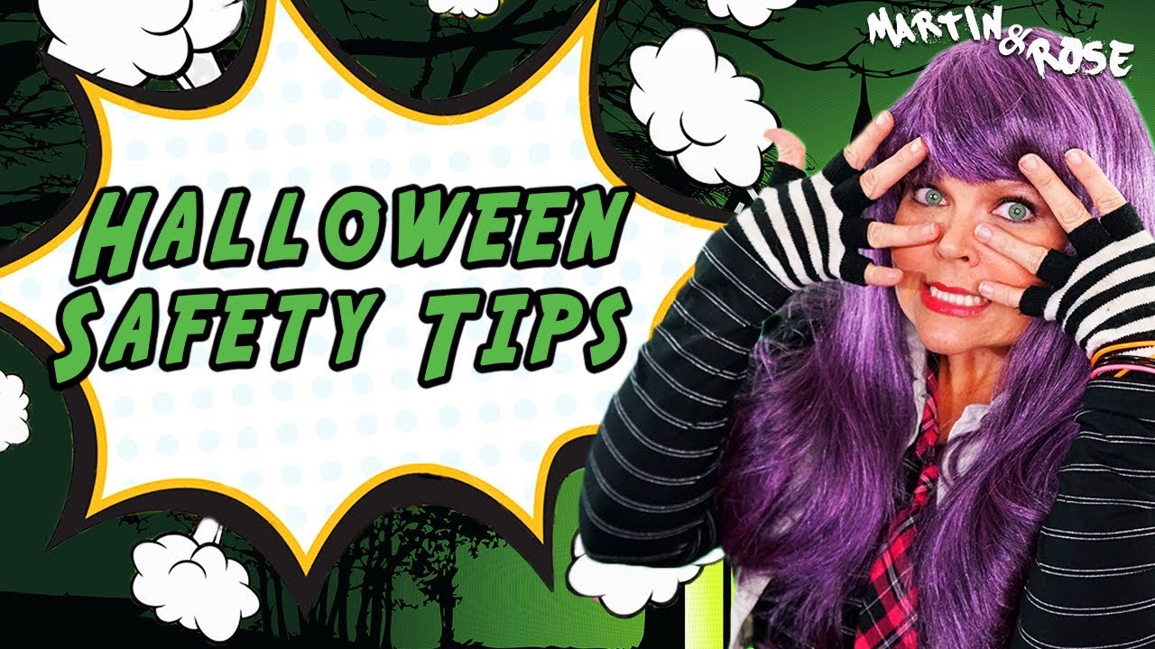 Halloween 2018 |  Halloween Safety Tips and The Monster Dance