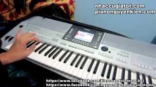 Hướng Dẫn Học Piano Gặp Mẹ Trong Mơ Phần 1 - Nguyễn Kiên