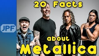 20 Facts about Metallica