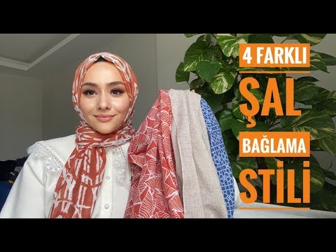 Criss Cross Hijab Style I Occasional