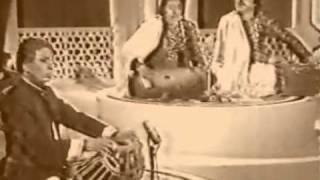 Raag Darbari (Khayal &Tarana) -by Ustad Fateh Ali Khan & Amjad Amanat Ali Khan