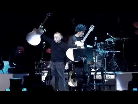 """Manuel Garcia""""Yo Pienso En Ti"""" Con Fernando Ubiergo Teatro Caupolican Santiago Chile Julio 2011"""