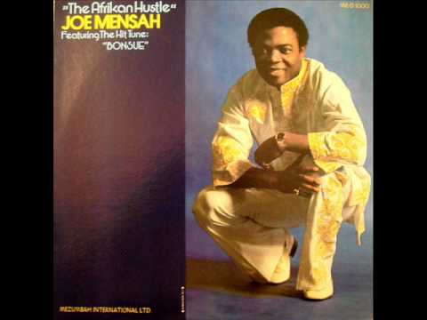 Joe Mensah Bonsue Joe Mensah The Afrikan Hustle YouTube