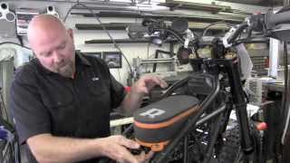 Ktm 950 Sm To Se Part 3 Installing The Rottweiler Air Intake System