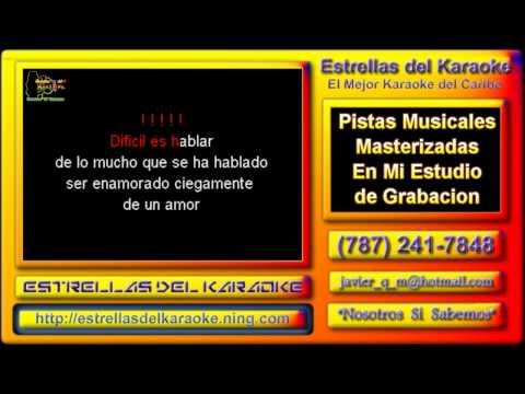 Karaoke Zafra Negra - Como me duele el amor