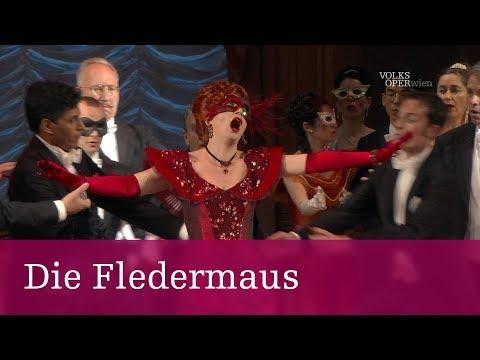 Die Fledermaus – Kurzeinführung | Volksoper Wien