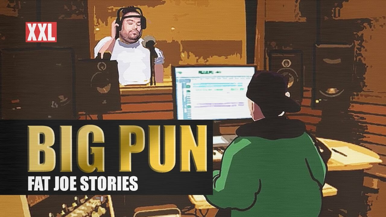 Fat Joe Tells a Story About the Story About the Time He Met Big Pun