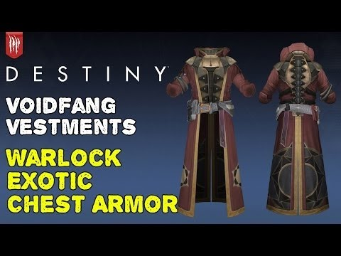 How To: Make Voidfang Vestments from Destiny in Real Life