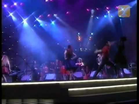 Juan Luis Guerra, Como Abeja Al Panal, Festival De Viña 1991
