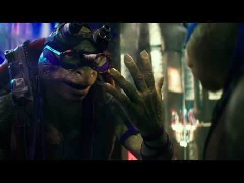Teenage Mutant Ninja Turtles Out of the Shadows ooze canisters