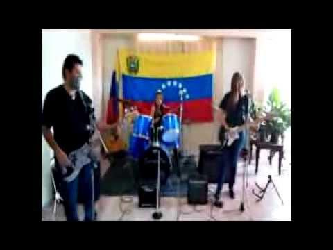 Cover Molotov Gimme the Power / Himno de Venezuela  en apoyo a nuestros estudiantes