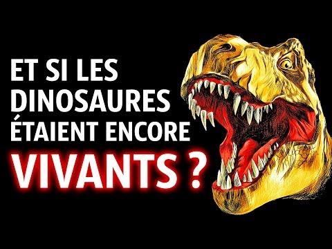Et si Les Dinosaures ne S'étaient Pas Éteints ?
