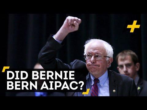Did Bernie Sanders Just Burn AIPAC? | Direct From With Dena Takruri - AJ+