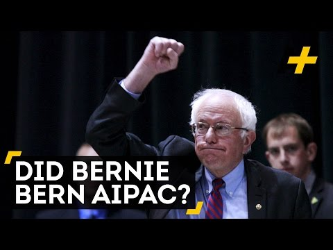 Did Bernie Sanders Just Burn AIPAC? | AJ+
