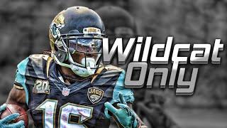 madden nfl 16 ultimate team   denard robinson is the wildcat god   wildcat only challenge
