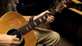 Landslide guitar cover