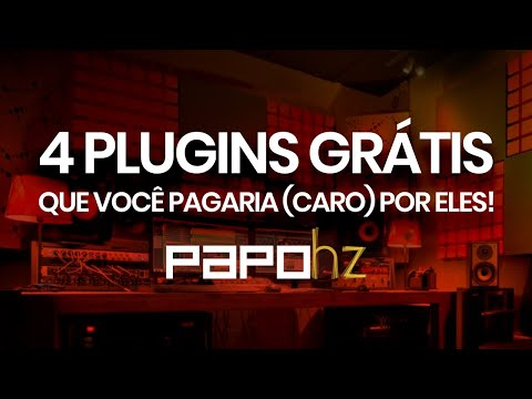 4 plugins grátis para mixagem profissional + download